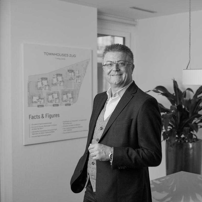 peter scheiwiller Advendis Immobilien-Kompetenz aus einer Hand