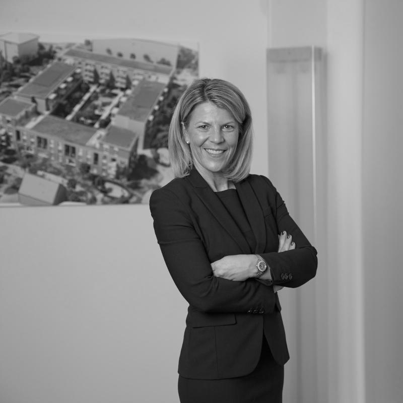 sandra pally Advendis Immobilien-Kompetenz aus einer Hand